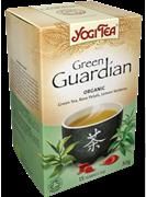 Yogi Tea «Green Guardian» (Зеленый чай с бузиной и чайным грибом)