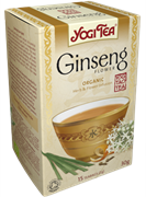 Yogi Tea «Ginseng» (Женшень)