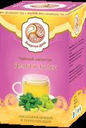"""Антистрессовый и успокаивающий аюрведический чай """"Амла и Тулси"""""""