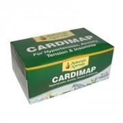 Cardimap (Кардимап) - для поддержания нормальной частоты сердцебиения, 100 таб