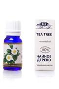 Эфирное масло чайного дерева (Organic Melaleuca Oil)