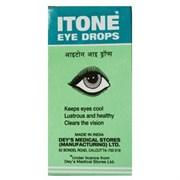 ITONE (айтон) - аюрведические глазные капли, настоящий эликсир для глаз