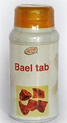 Bael tab (Баэль\Бильва) - помощь пищеварению, антигельминтное, противопоносное