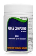 ALOES COMPOUND (Алоез Компаунд)