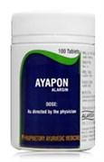 Alarsin Ayapon  (Аяпон) - кровоостанавливающий препарат, кровесвёртывающий, гемостатик