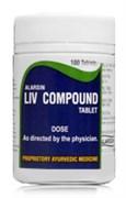 LIV COMPOUND (Лив компаунд) - восстанавливает и стимулирует работу печени