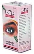 I-FIT (Айфит) - глазные капли, аюрведическое средство от различных глазных заболеваний