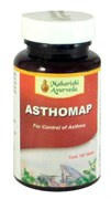 Asthomap (Астомап) - тонизирует слизистую оболочку дыхательных путей и расширяет бронхиолы
