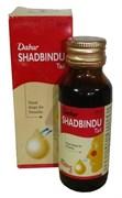 Shadbindu Tail 50ml (масло Шадбинду) - знаменитое аюрведическое масло от насморка и гайморита