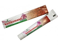 Kumkumadi Lepam - восстанавливающий крем для лица