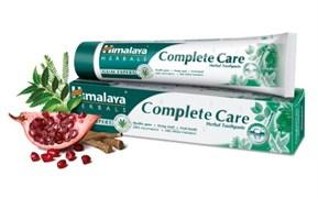 Индийская зубная паста Himalaya Complete Care