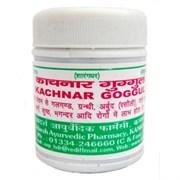 Kanchnar Guggul (Канчанар Гуггул Адарш) - полная формула