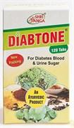 DIABTONE (Диабтон) - эффективное, натуральное, аюрведическое средство от диабета