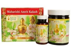 Amrit Kalash Maharishi (Амрит Калаш) - мощный фитокомплекс для иммунитета и омоложения