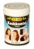 Keshkuntal (Кешкунтал) - травяные таблетки для стимуляции роста волос и остановки выпадения