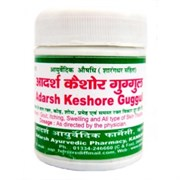 Keshore Guggul (Кайшор Гуггул) - классический препарат Аюрведы, широкого спектра применения