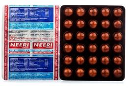 Neeri (Нери, Нири) - природный камнерастворитель
