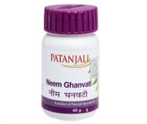 Neem Ghanvati (Ним Гханвати) Patanjali 40 гр