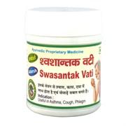 Swasantak vati (Свасантак вати) - комплексный препарат для респираторной системы