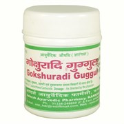 Gokshuradi Guggul Adarsh (Гокшуради гуггул) - эффективное средство при большинстве заболеваний мочевыводящих путей