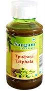 Triphala ras (Трифала сок) - сок трёх фруктов: амла, харитаки, бибхитаки