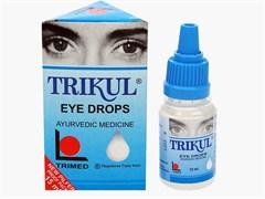 Аюрведические капли для глаз Trikul (Трикуль)