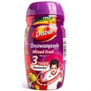 Чаванпраш Dabur фруктово-ягодный (mixed fruit)