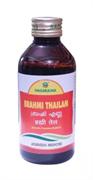 Brahmi thailam - успокаивает, расслабляет, помогает восстановлению психики