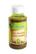 Сок Амла Арджуна - хороший иммунитет, здоровое сердце, волосы  и глаза, 500 мл