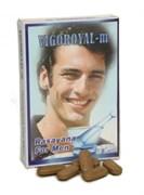 Vigoroyal M (Вигороял М) - омолаживает физиологию мужчины