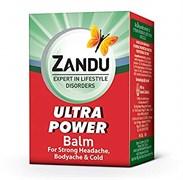 Zandu Balm Ultra Power (Занду Бальм Ультра Сила), 8 мл