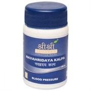 Navahridaya kalpa (Навахридая кальпа) - для нормализации высокого давления