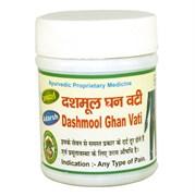 Dashmool Ghan - легендарная смесь десяти корней растений 40 гр