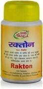 Rakton (Рактон)- очищает кровь, печень, кожу, улучшает обмен веществ