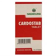 Сardostab Nagarjuna  ( Кардостаб )  - при гипертонии, тахикардии, тревоге и бессоннице