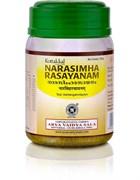 Narasimha rasayanam (Нарасимха расаяна) - энерготоник, иммуномодулятор, расаяна, питает и омолаживает организм