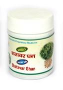 Shatavari Ghan (шатавари выпаренный экстракт), 40гр.
