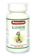Kaishore Guggulu (Кайшор гуггул) - эффективный растительный диуретик