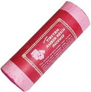 Натуральные тибетские благовония Амбер (Amber resin)