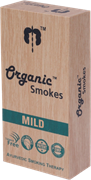 Organic smokes MILD - аюрведический ингалятор