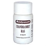 Чандрамрит рас (Chandramrit Ras) - при простуде, гриппе, заболеваниях дыхательных путей