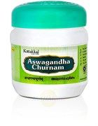 Аshvagandha churnam (Ашваганда чурна) - расаяна, антистресс
