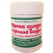 Singhnad Guggul (Сингхнад) - при различных заболеваниях суставов