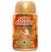 Чаванпраш Sona Chandi - с золотом и серебром