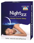 Nightzzz (Найтз), 10 капсул - от бессонницы и нарушений сна