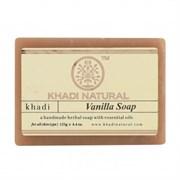 Глицериновое мыло ручной работы KHADI с ванилью