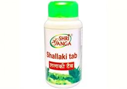 Shallaki tab (Шаллаки (Босвеллия) - здоровые суставы и сухожилия, 120 таб