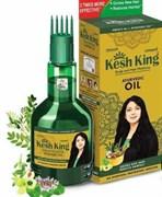 Аюрведическое масло для поврежденных волос Кеш Кинг (Kesh King Scalp and Hair Medicinal Ayurvedic Oil ), 100мл
