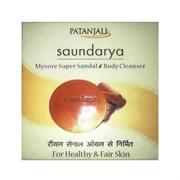 Мыло с сандалом Saundarya, 75 гр