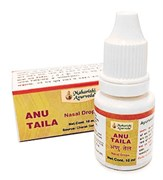 Anu Taila (Ану Тайла) - для носа и ушей